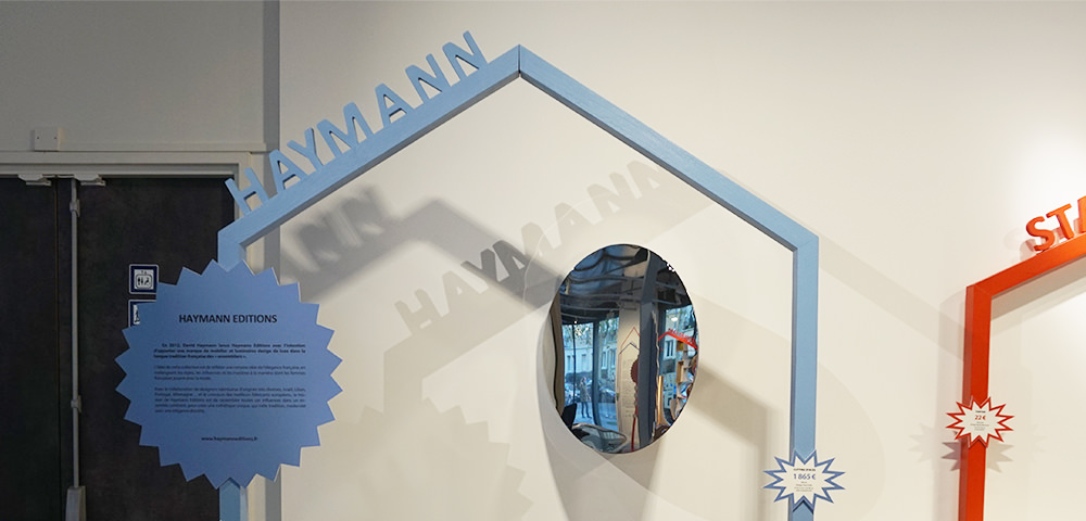 HAYMANN - Exposition VIA Design Addicts