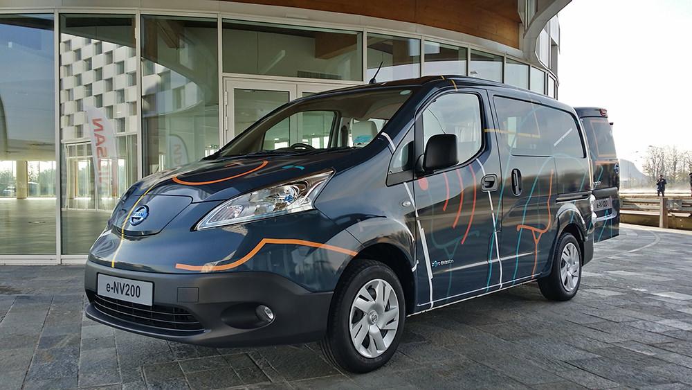 DÉCOUVERTE AUTOMOBILE : e-NV200 WOKSPACe par NISSAN