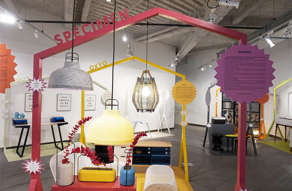 SPECIMEN - Exposition VIA Design Addicts