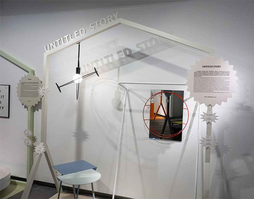 UNTITLED STORY - Exposition VIA Design Addicts