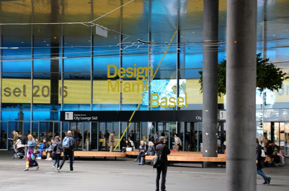 Reportage : Design Miami/Basel 2016