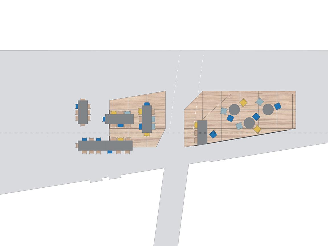 L'Ecole de Commerce de Troyes par l'Atelier JS.Lagrange