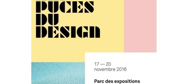 Agenda : Les Puces du Design 2016 Paris