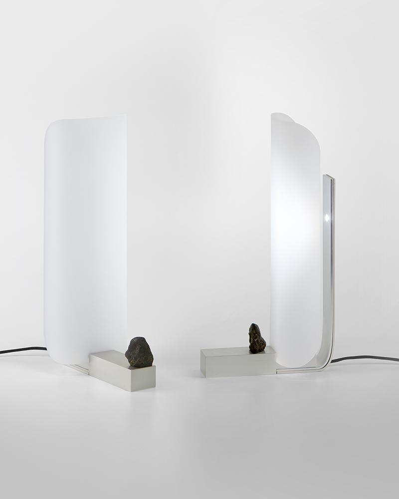 Minerae, la gamme de luminaires de Thomas Missé