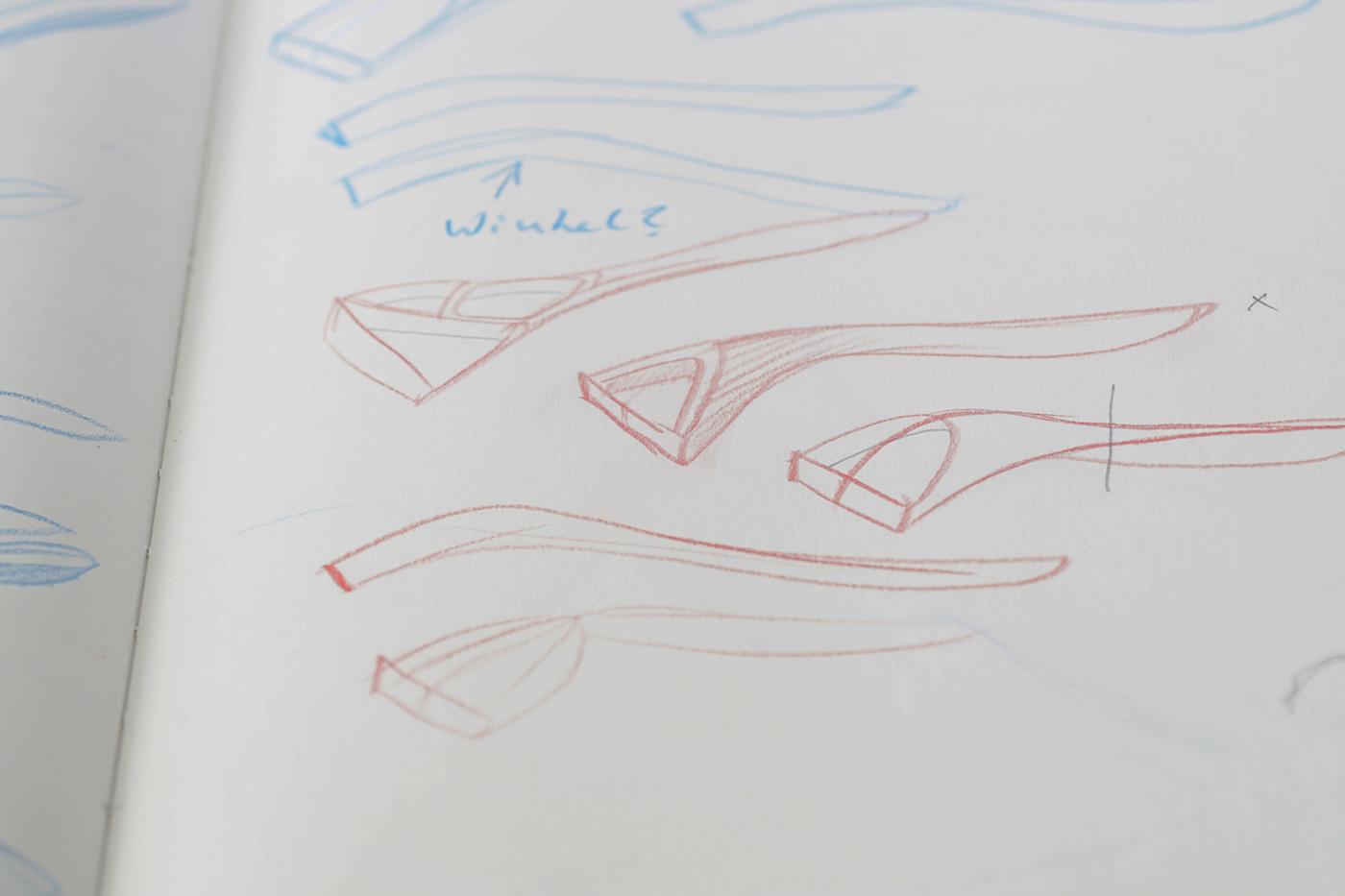 Projet étudiant : No.1 rasoir pour homme par Finn Meier