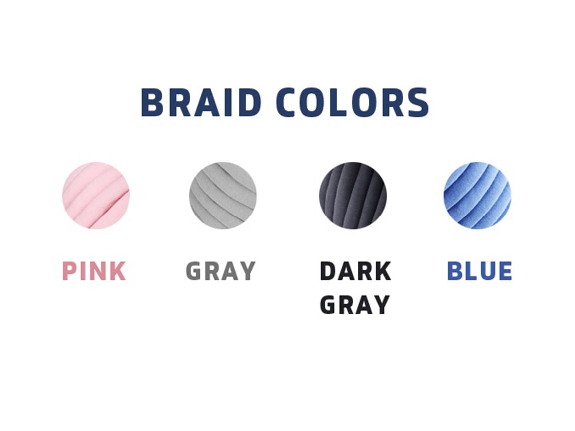 Crowfunding : Braid, la pelote à tresser du studio Ohhio