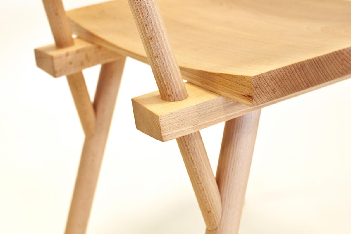 Haku la chaise de rasmus warberg blog esprit design for La chaise design
