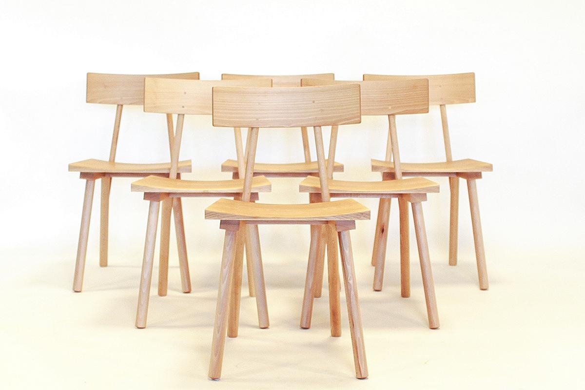 Haku, la chaise de Rasmus Warberg