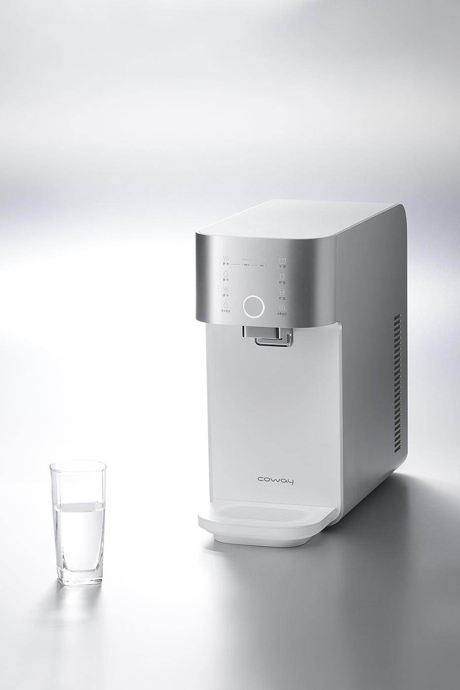 Compact Water Collection, le purificateur d'eau de Dae-hoo Kim