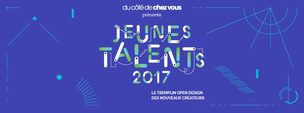Appel à projet : Du Côté de Chez Vous lance Jeunes Talents 2017