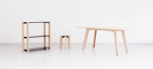 Table archives blog esprit design - La villa c une creation du studio guilhem guilhem ...