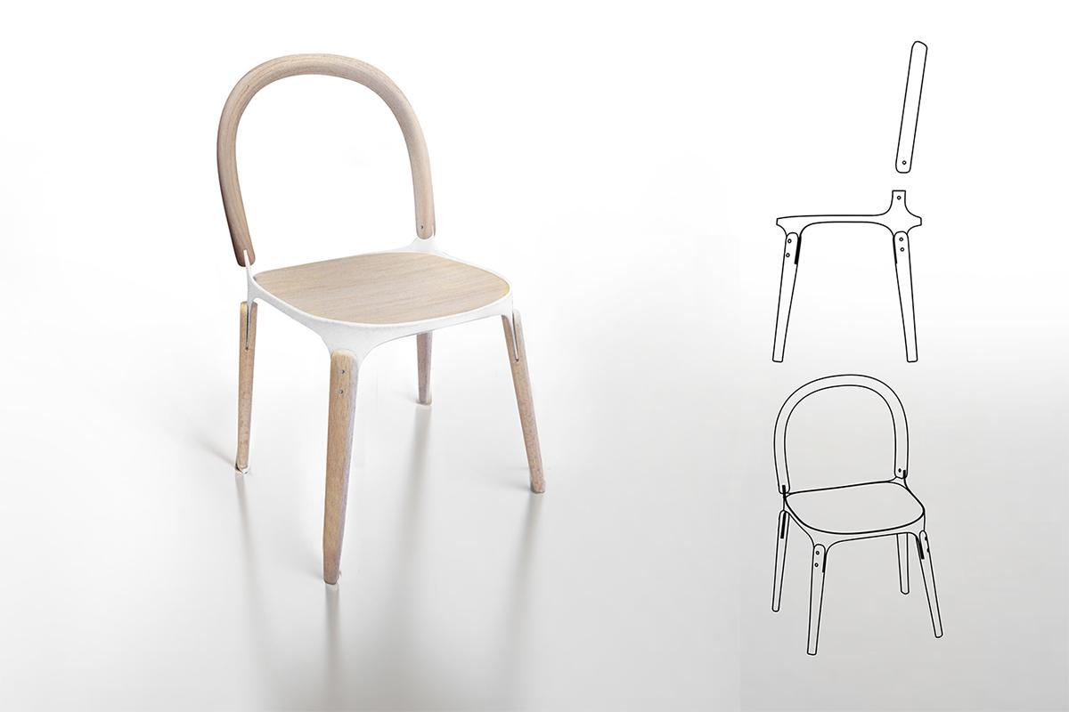 Two In One, les assises de Coline Prevost