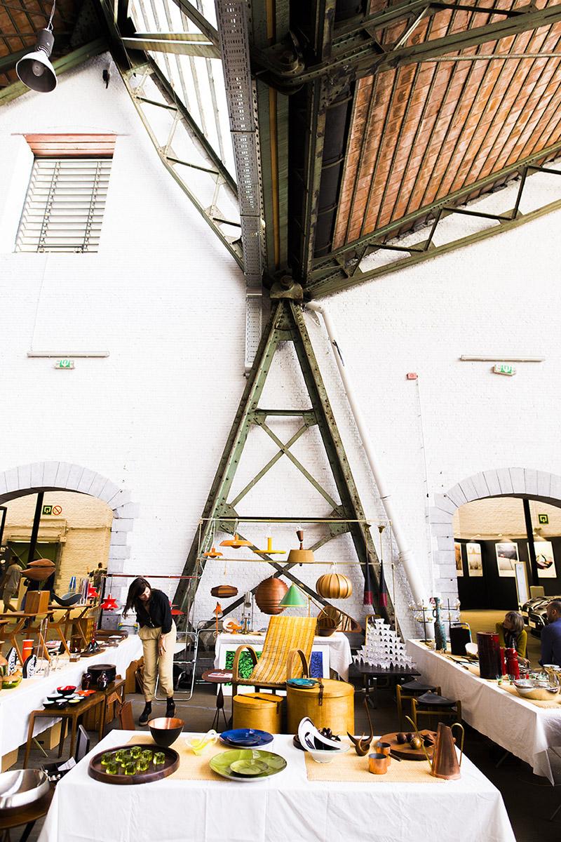 Agenda : 23ème édition du Brussels Design Market
