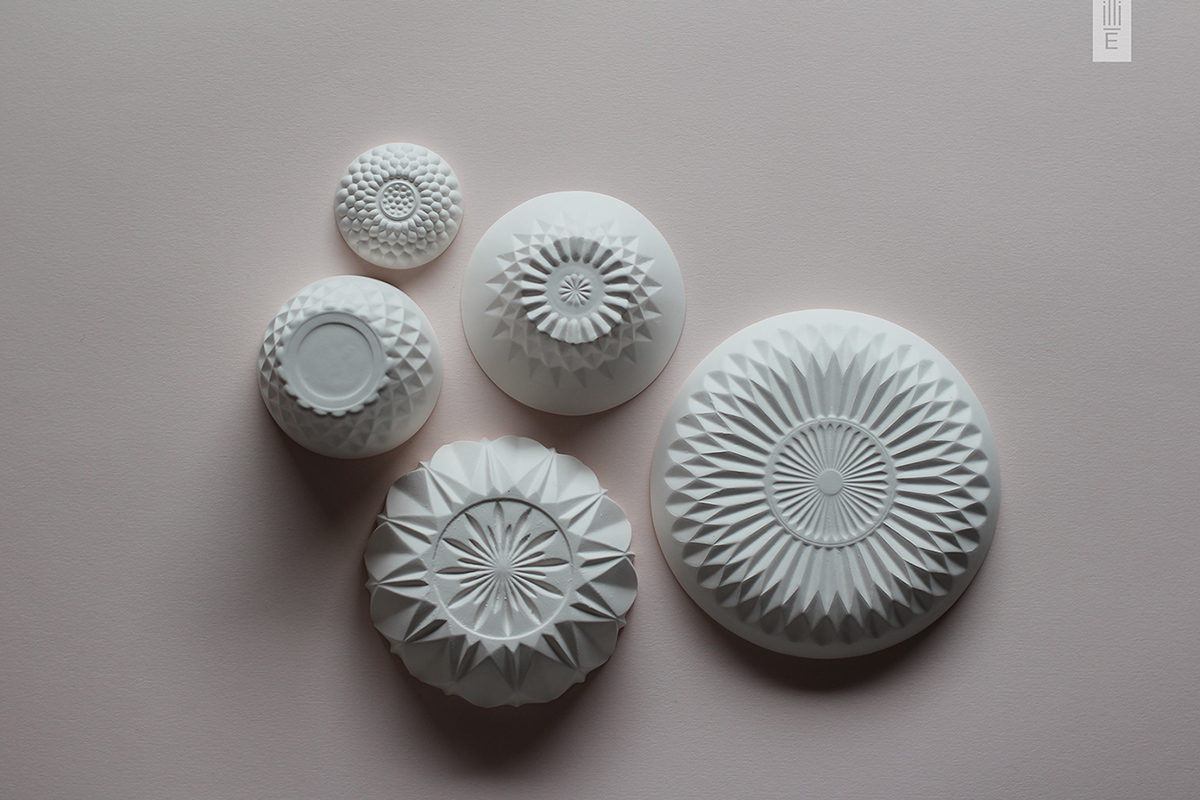 Crowfunding: Lou, la marque de céramiques design de Priscillia Ermer
