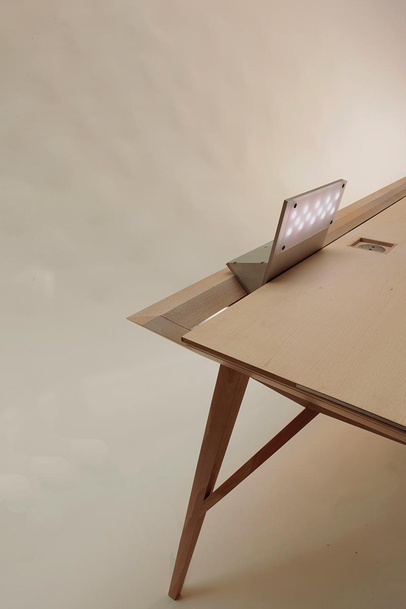 Projet étudiant : Point Zéro, le bureau de Thomas Guillermond