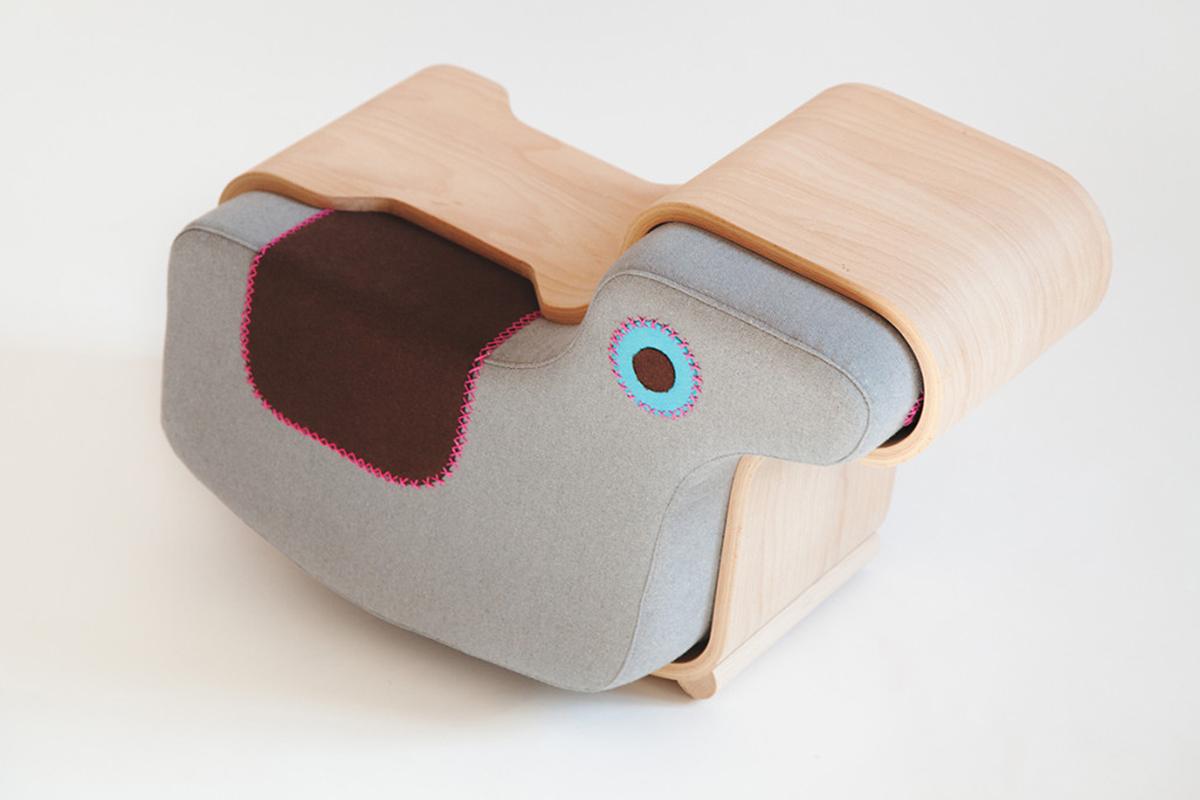 Animaze, le mobilier enfant modulaire et ludique de DesignLibero