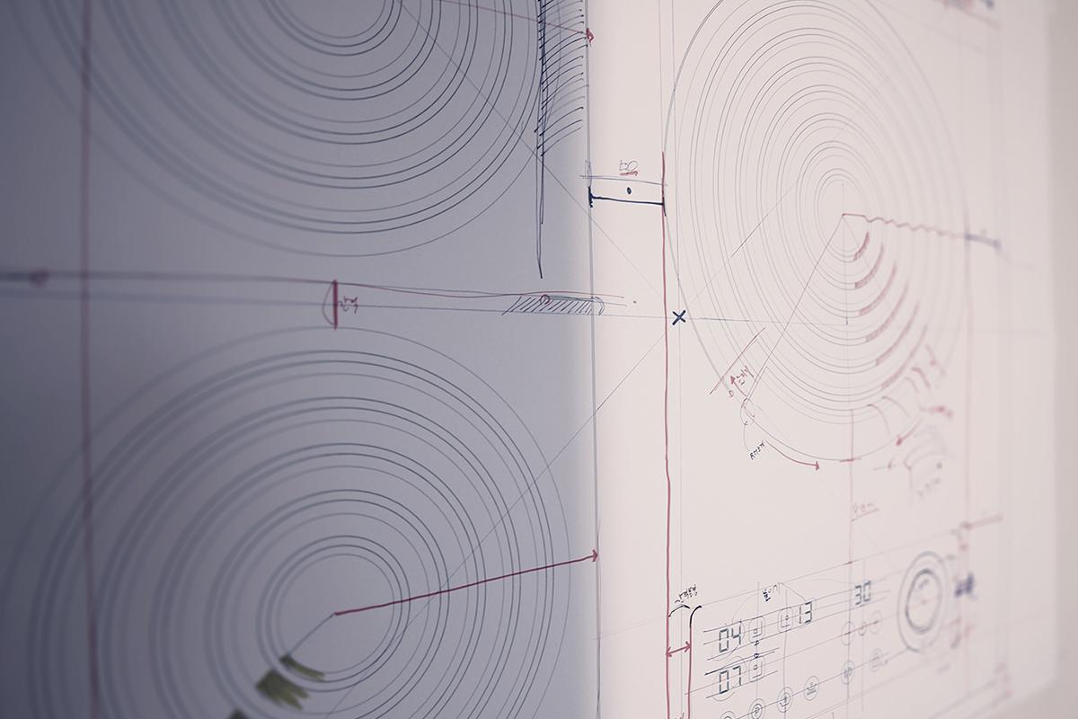Projet Etudiant : Amphi, la plaque induction spéciale Wok par Nuyn
