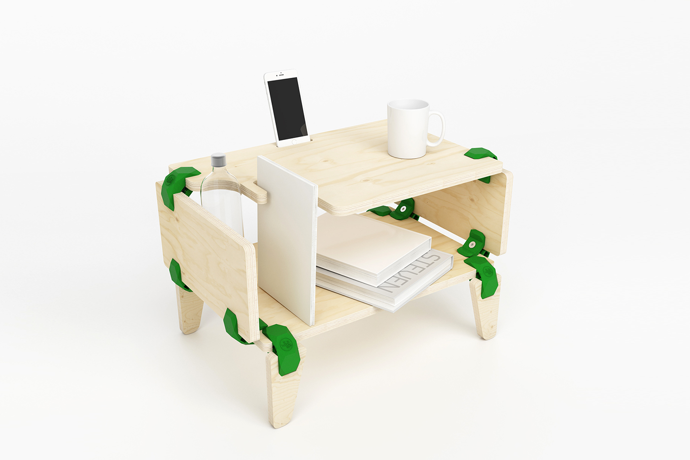 Play Wood, la solution permettant de créer son mobilier