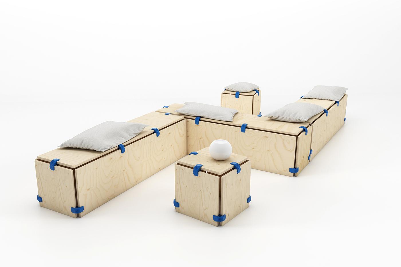 Play Wood, la solution permettant de créer son mobilier