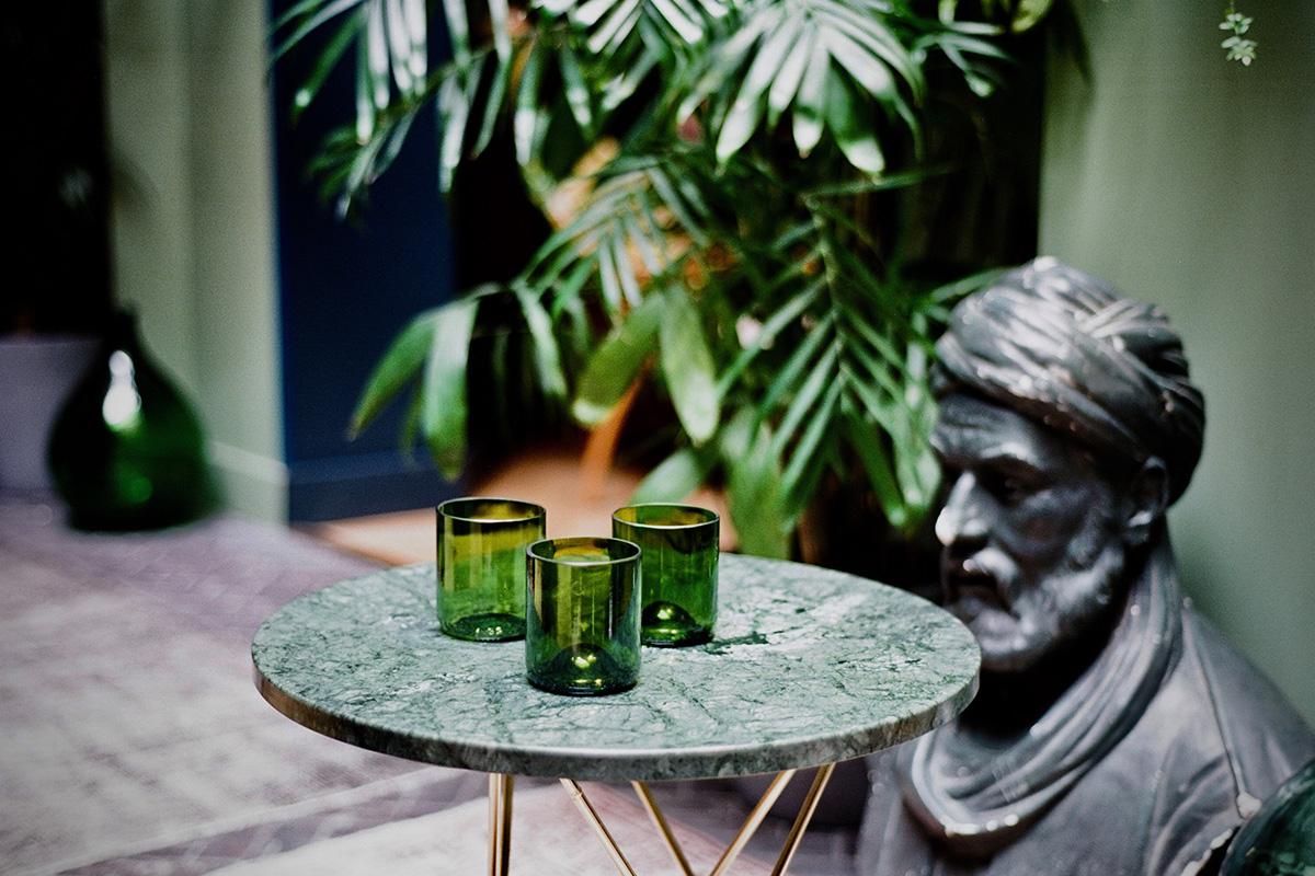 Q de bouteilles par Emeric Cruchant Fleuriau et Gauthier Decarne