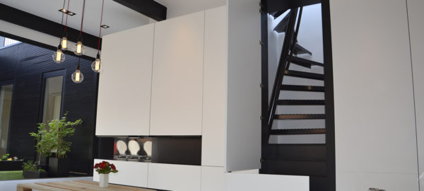 1m2, l'escalier solution de EeStairs