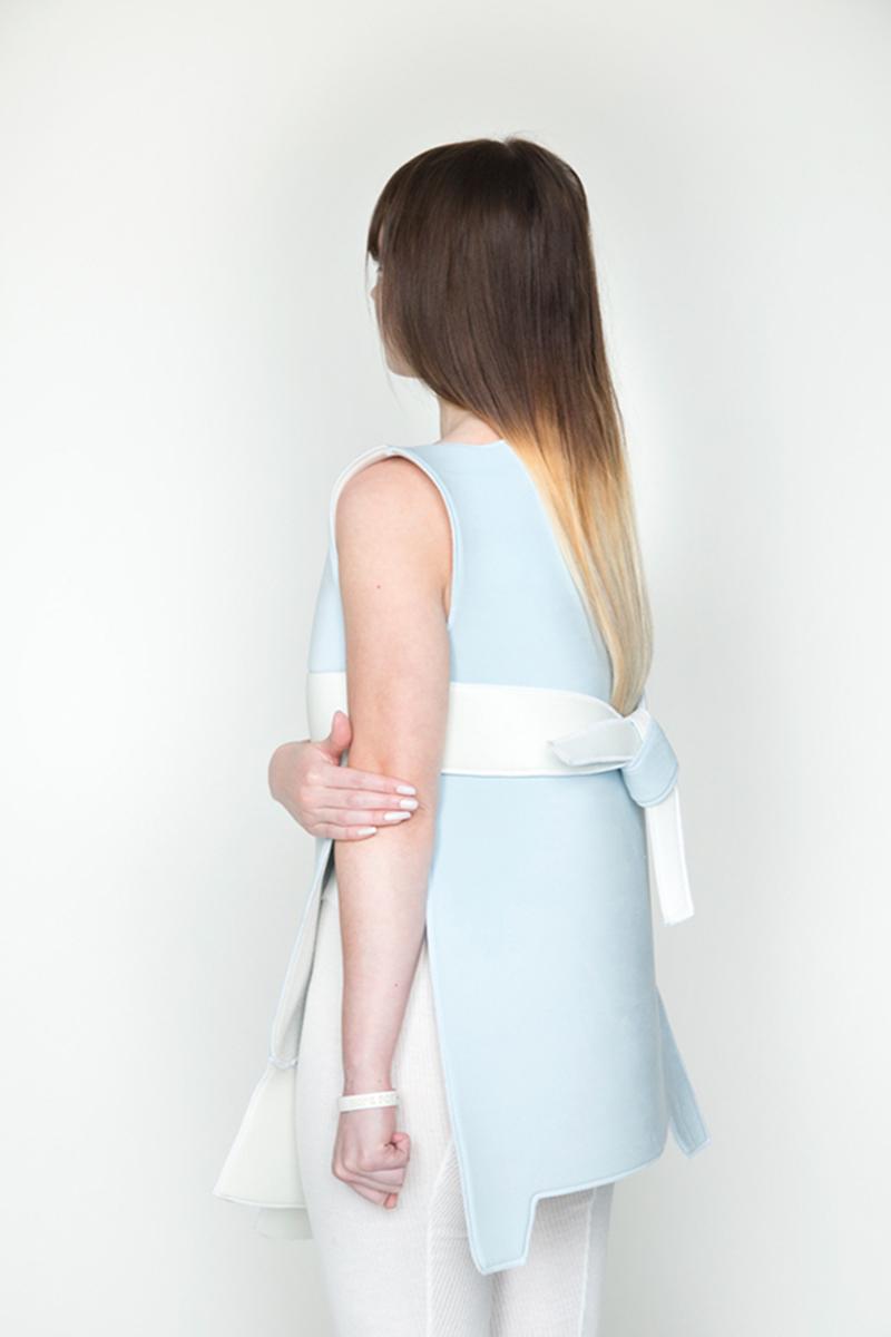 Projet Etudiants : Drapar, la chaise couture de Taylor et Hope