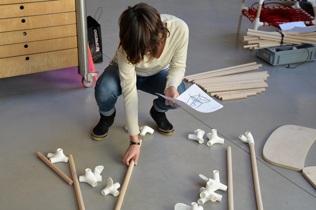 """Drôles d'oiseaux, le projet """"do it yourself"""" du studio Fritsch-Durisotti"""