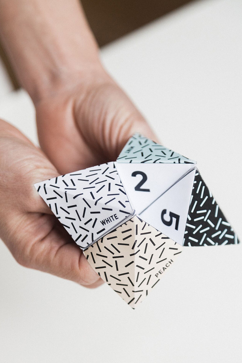 Packaging : Le système de Garmentory par le studio Arithmetic