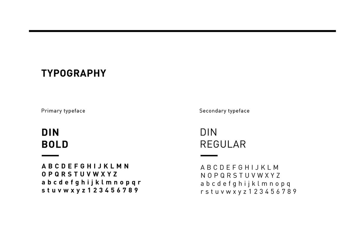 Packaging : Le système de Garmentory par le studio Arithmetic