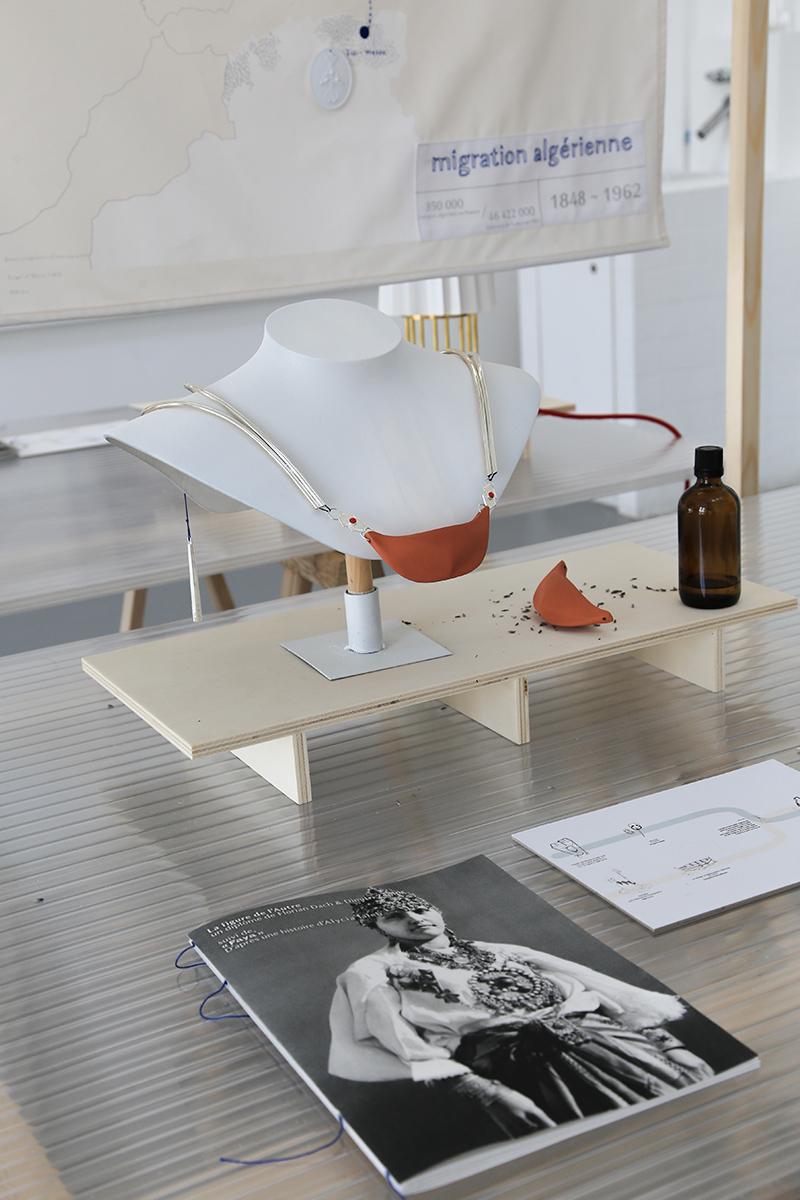 Projet étudiants : La figure de l'autre de Dach & Zephir