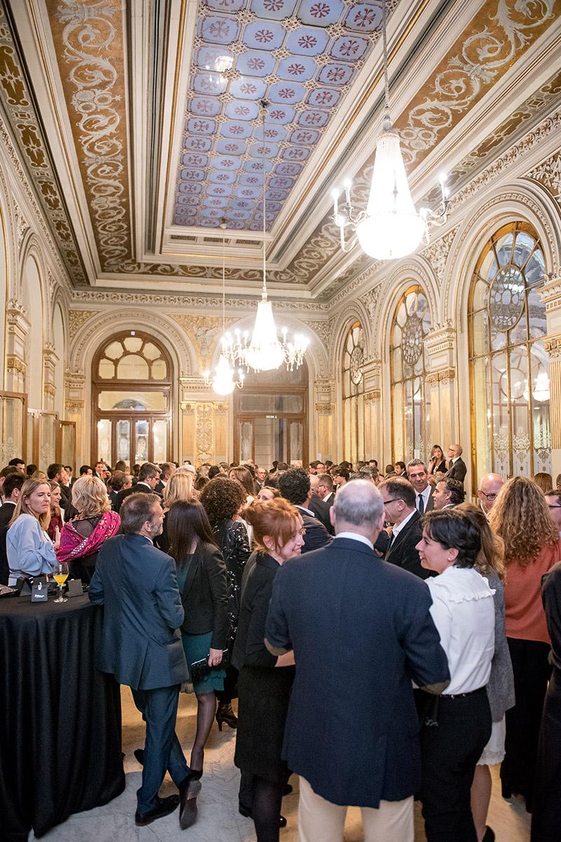 Les vainqueurs du 10ème prix d'Architecture et de Décoration d'intérieur du groupe Porcelanosa