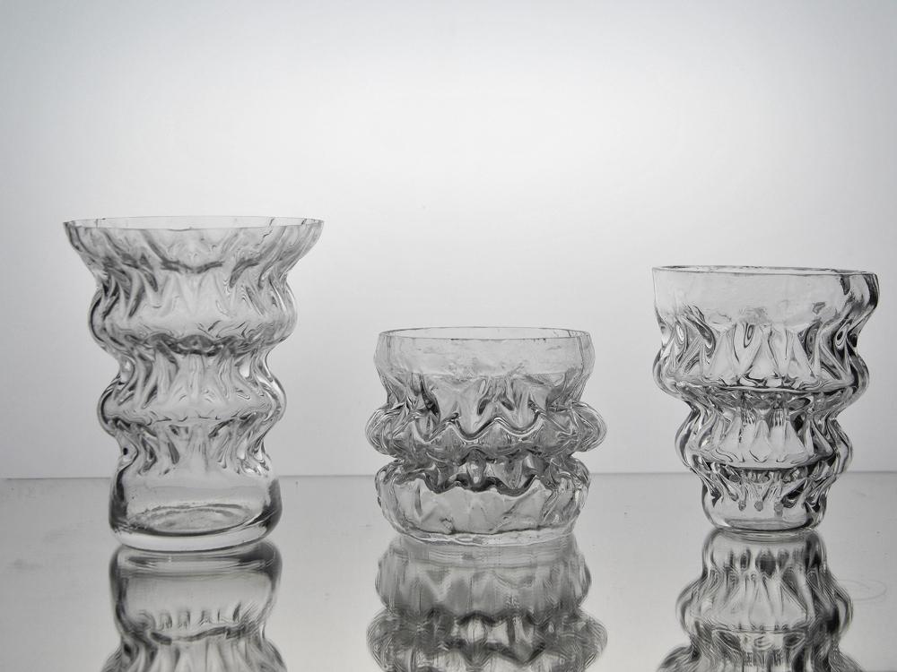 Zoom sur l'Atelier George, Designer et souffleurs de verre