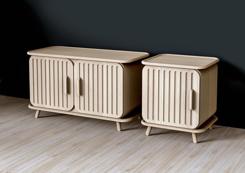 Buffet B60 et B30 par Benjamin Fournier
