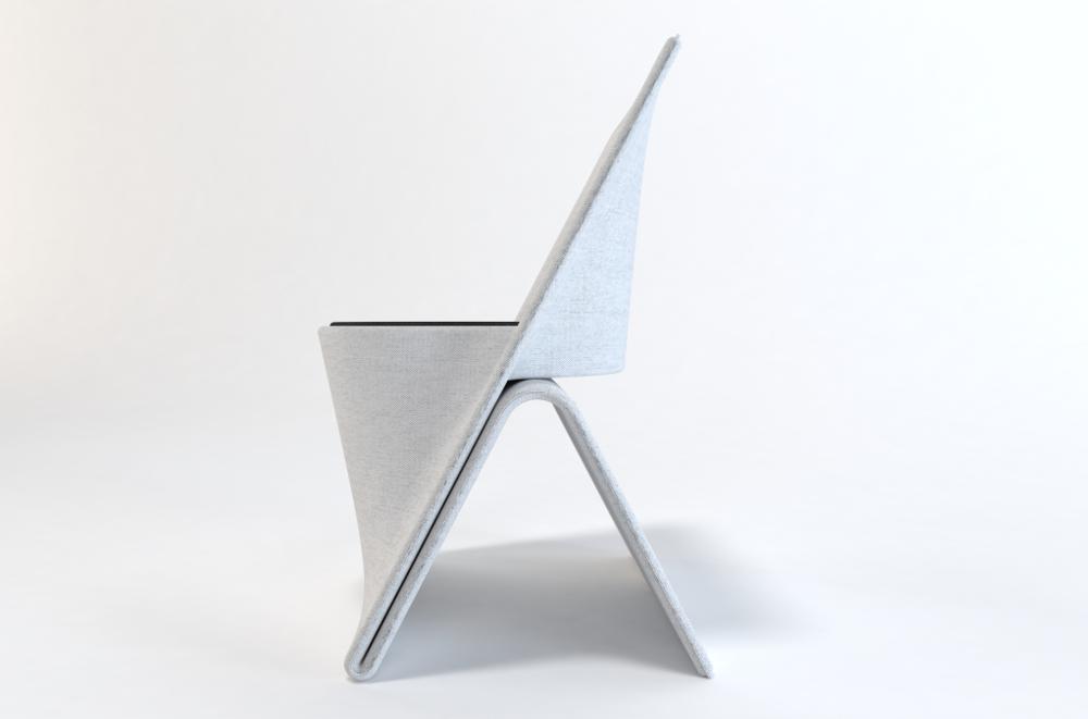 EXO Chair par Svilen Gamolov