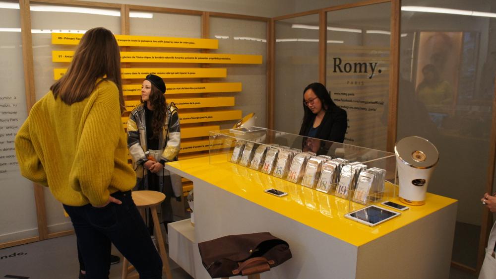 ROMY Paris la cosmétique sur mesure