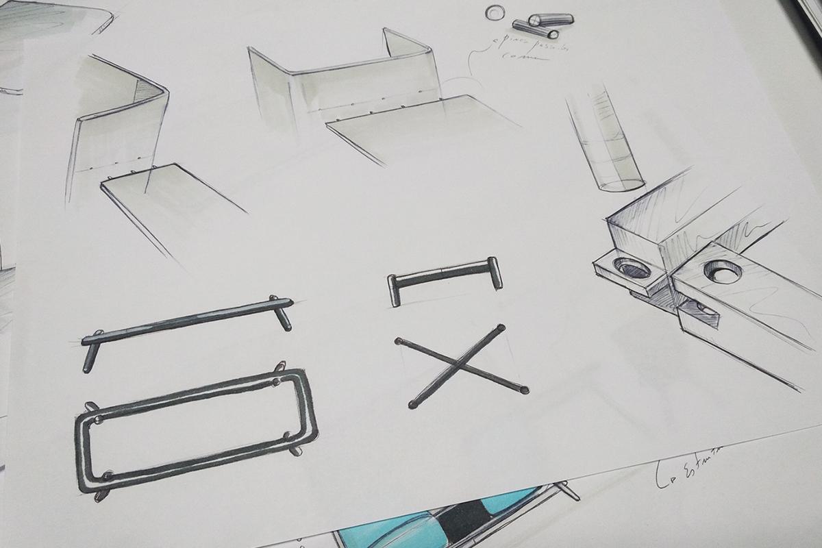 Projet étudiant : Dome, le module de bureau par Micael Bacelar pour Boa Safra