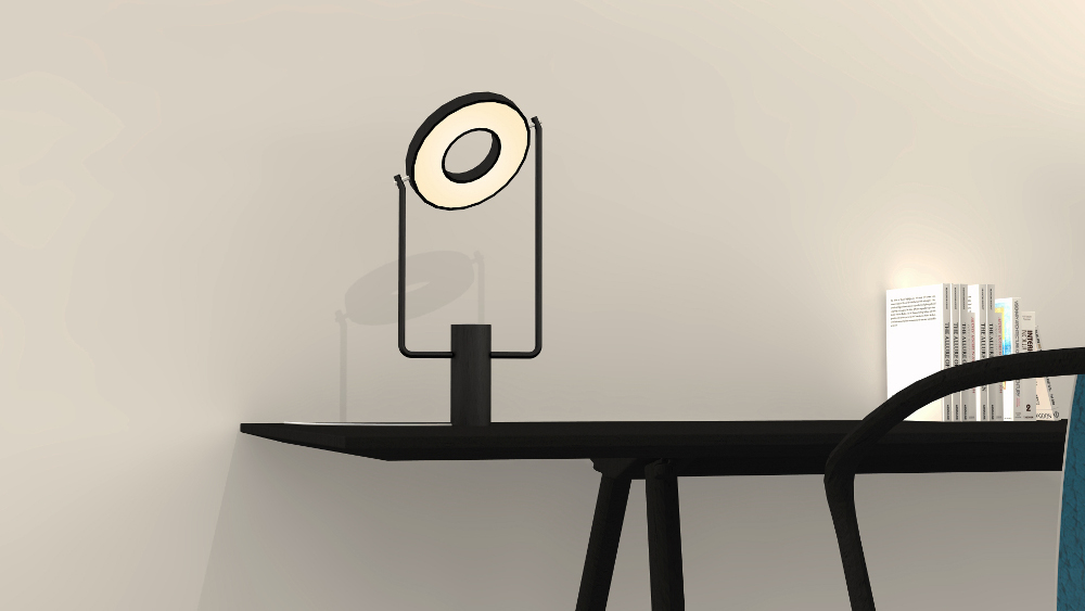 Lampe HIRAKI par Charlotte Petitpierre - MADE Emerging Talent Award 2017