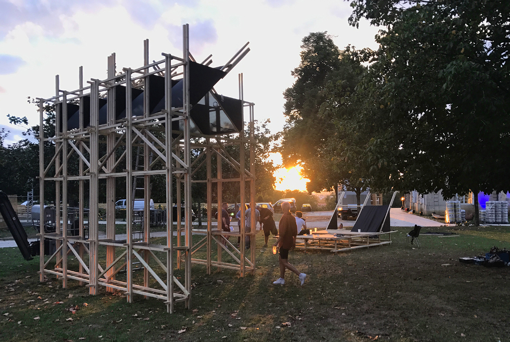 Espace Fooding and Chill - FESTIVAL CLIMAX 2017