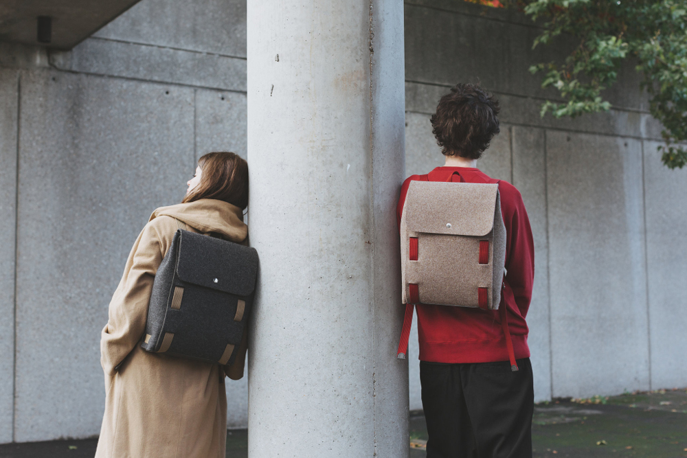 Crowdfunding : Lasso le sac en feutre étanche