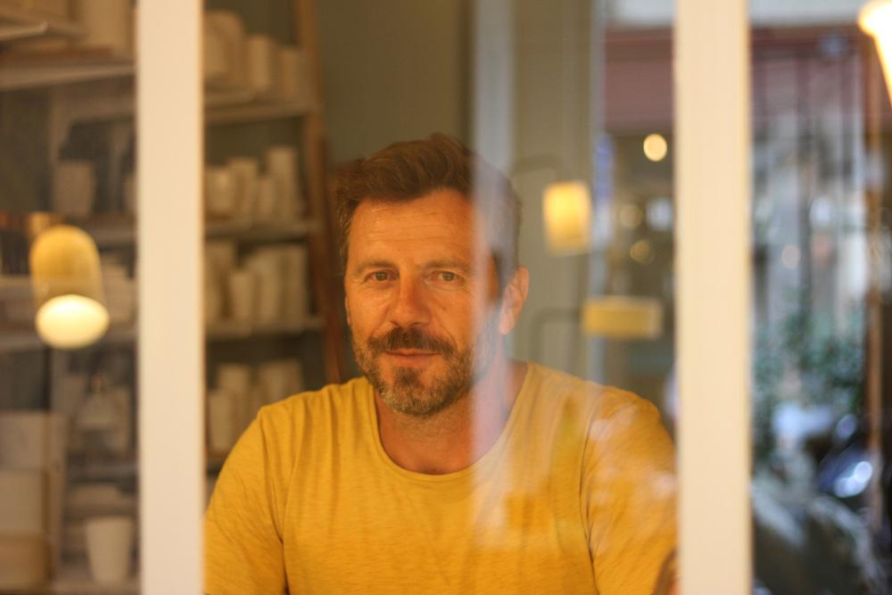 Interview : Olivier Vallaeys, créateur autodidacte