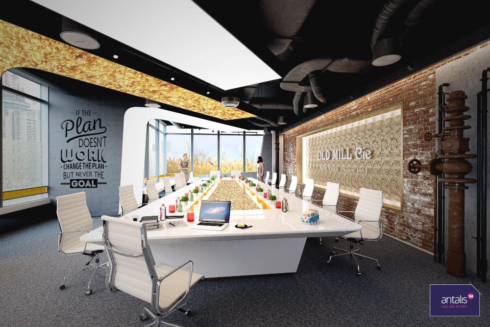 Antalis interior design award 2017