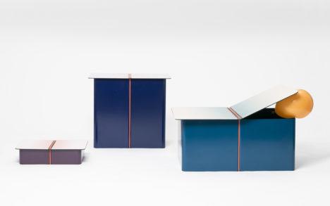 Kubo la table polyèdre par rasmus fenhann blog esprit design