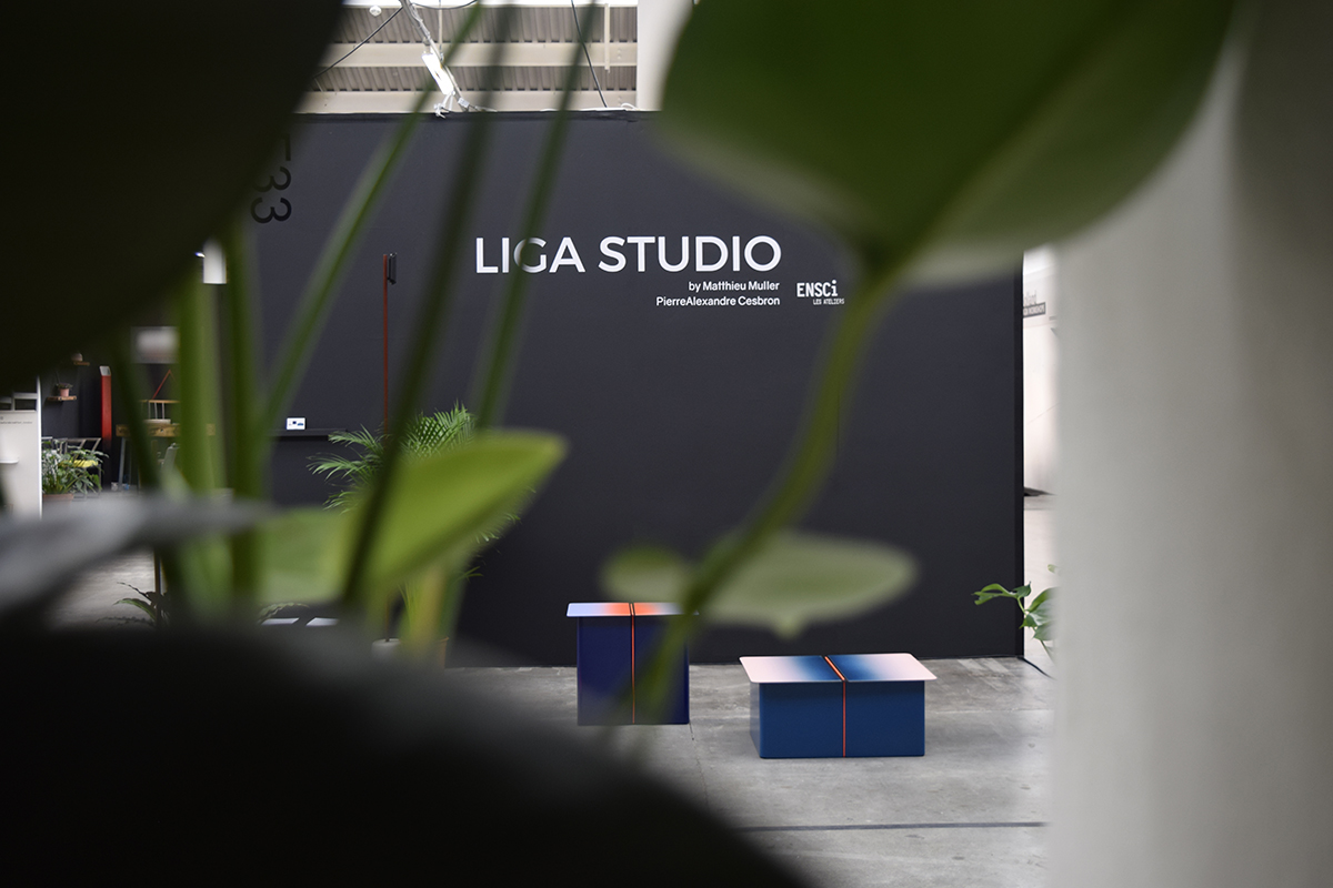 Liga, la collection de mobilier de rangement multi-fonctionnelle de Liga Studio