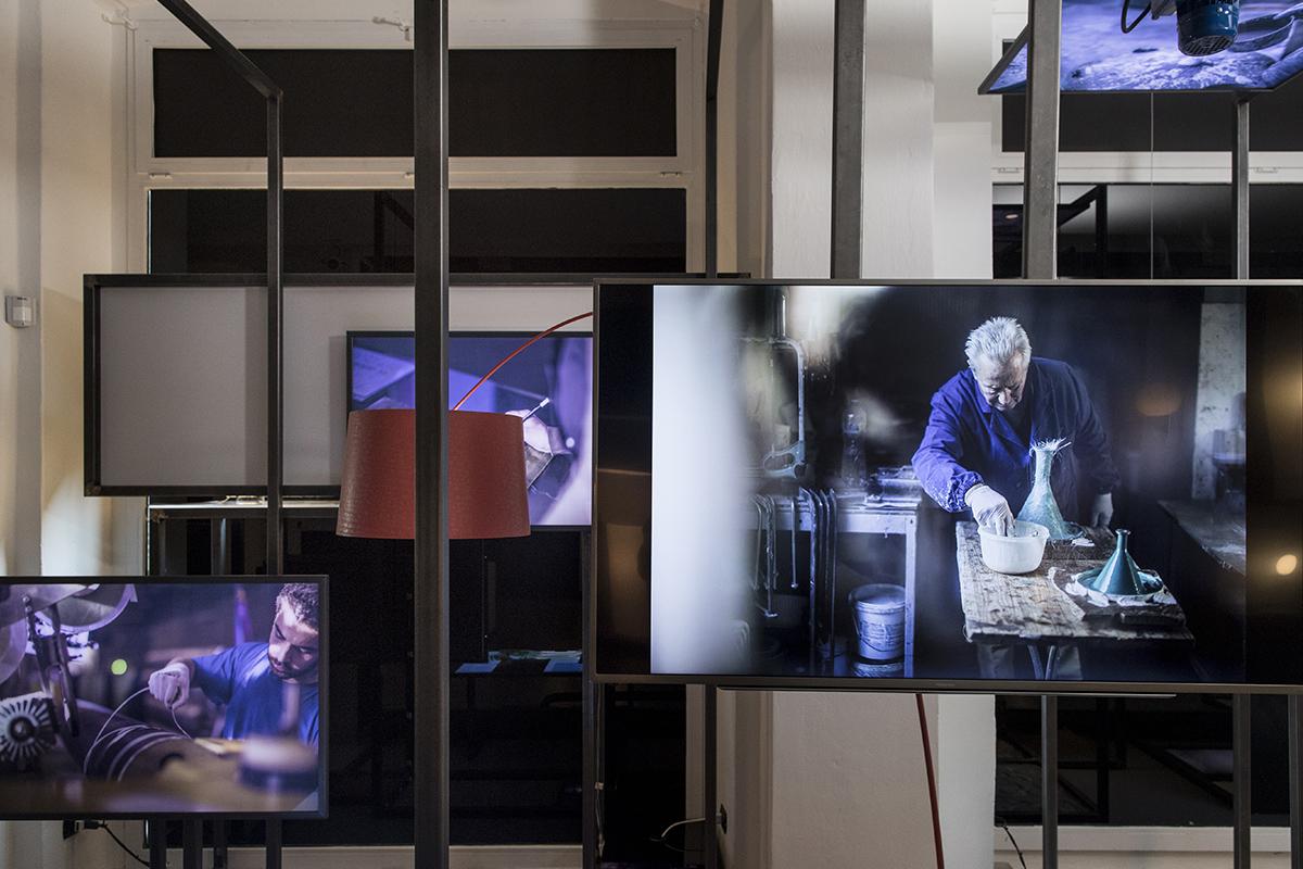 Reportage : Brera Design Days - A la visite de Foscarini à Milan