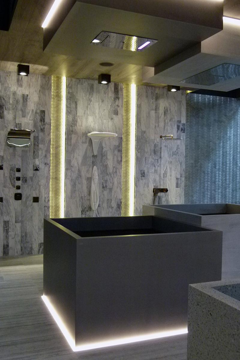 Reportage : le stand Porcelanosa au Salon international Cersaie de Bologne (Italie)