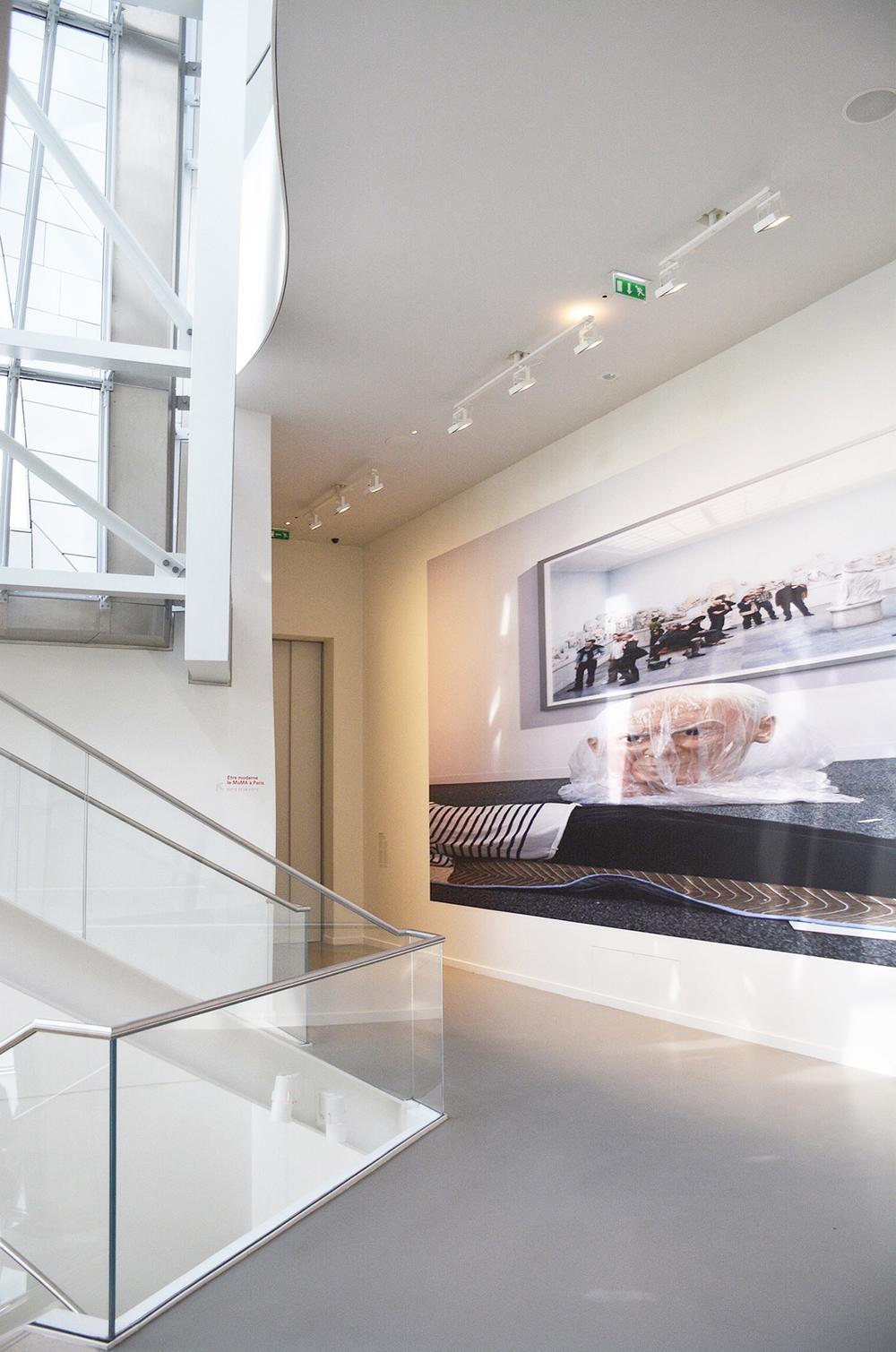 Reportage : Fondation Louis Vuitton, Paris