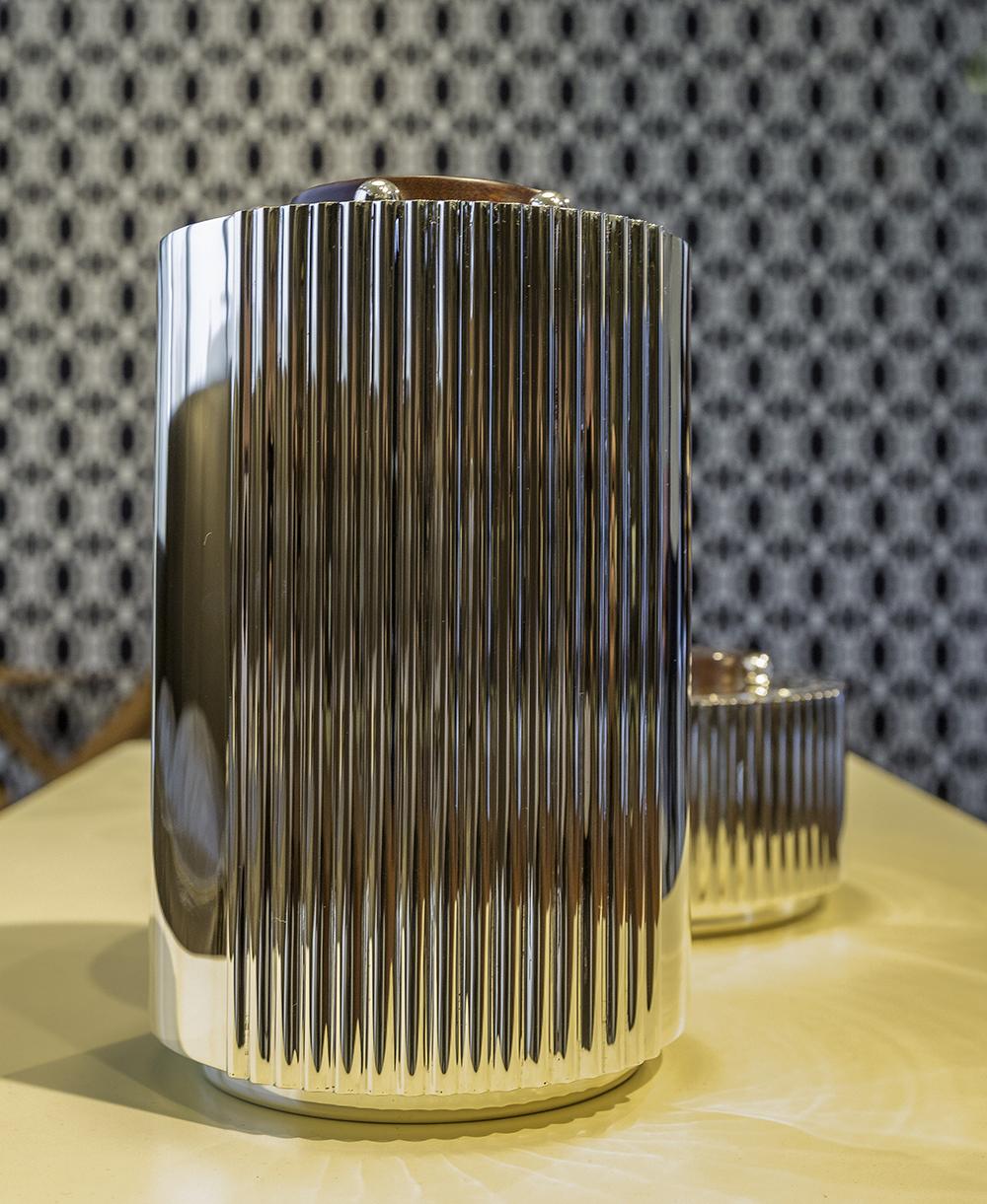 Boîtes rondes Etchea Art Déco 1937