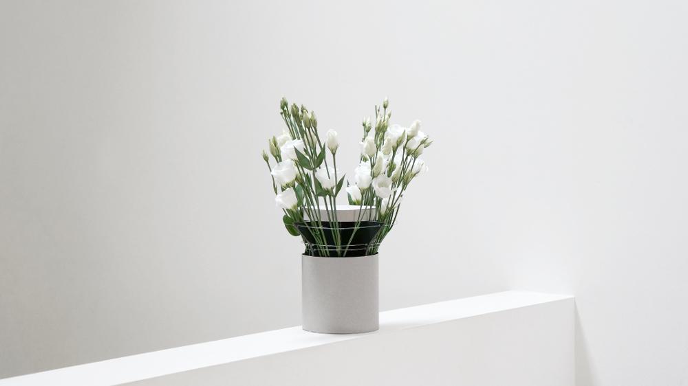 Nola vase concept par RAAK DESIGN