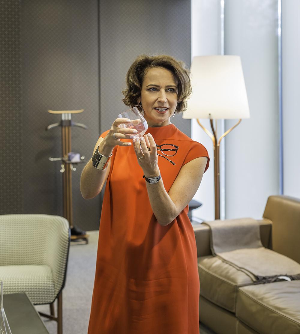 Hélène Dubrule, Président de Puiforcat