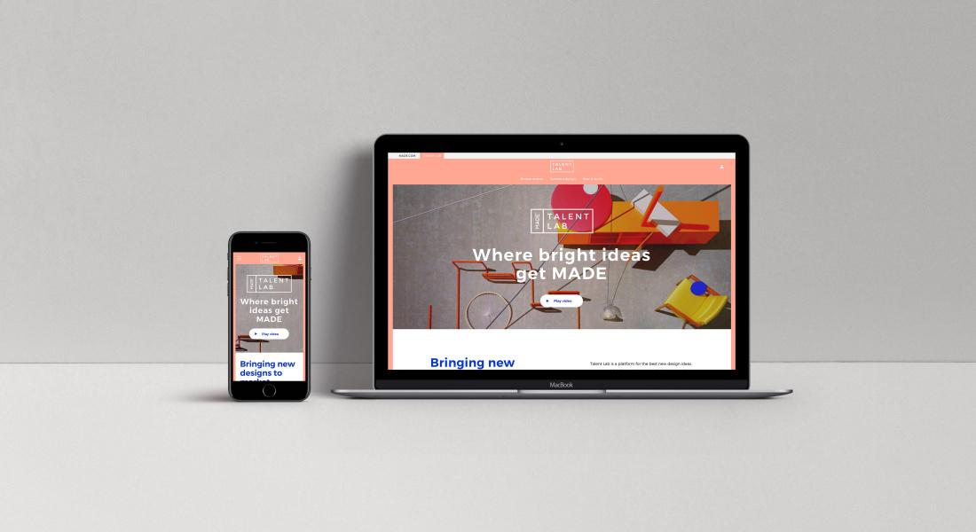 TalentLAB plateforme de crowdsourcing par Made.com